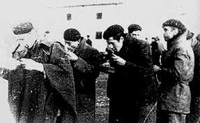 Campo de concentración en la provincia de Burgos