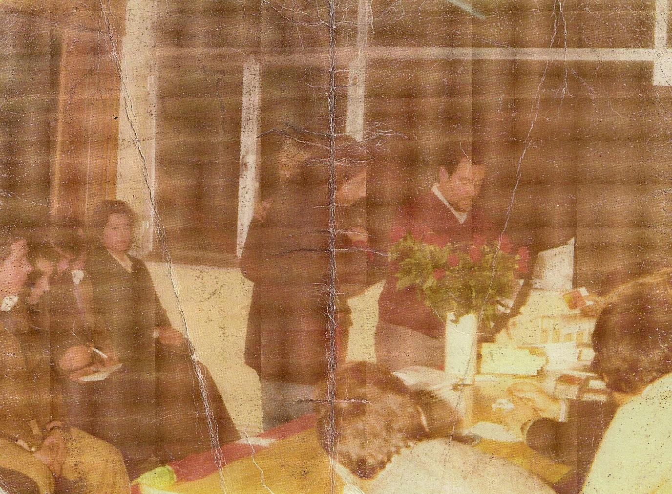 Entrga carnets PCE1977